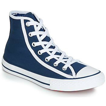 Converse CHUCK TAYLOR ALL STAR GAMER CANVAS HI girls's Children's Shoes (High-top Trainers) in Blue. Sizes available:10 kid,11.5 kid,10 kid,11 kid,13 kid,1 kid,1.5 kid,2.5 kid