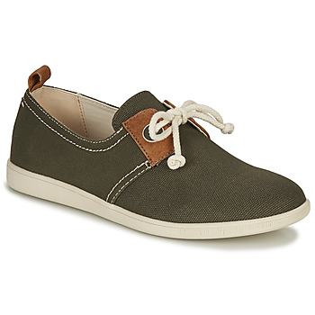 Armistice STONE ONE M men's Shoes (Trainers) in Kaki. Sizes available:6.5,7.5,8,9,9.5,10.5